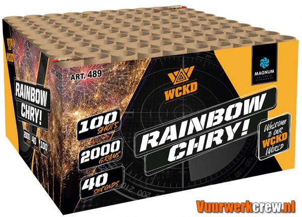 Feuerwerk 1.2'' Rainbow Chry von Broekhoff online kaufen im Feuerwerkshop Funkelfun