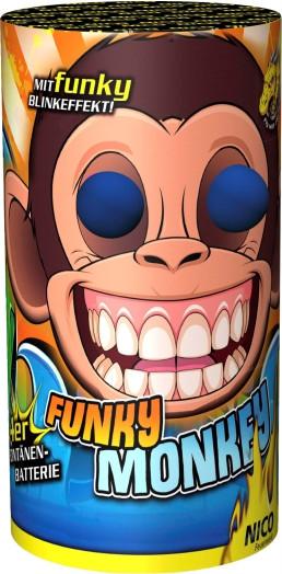 Feuerwerk Funky Monkey von NICO online kaufen im Feuerwerkshop Funkelfun