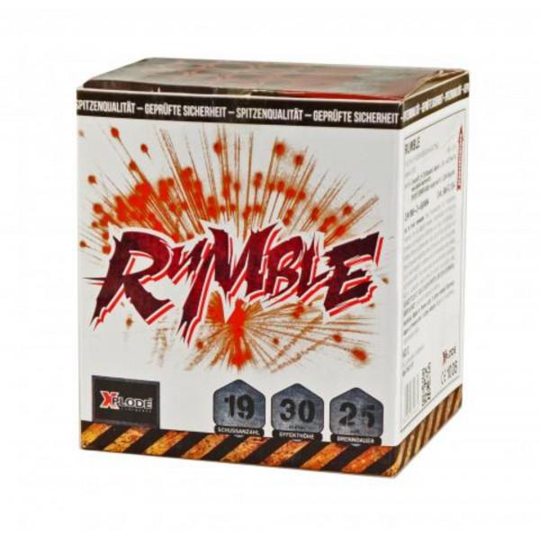 Rumble 19 Schuss