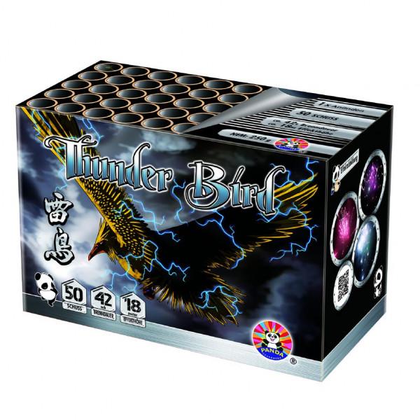 Feuerwerk Thunder Bird von Panda online kaufen im Feuerwerkshop Funkelfun