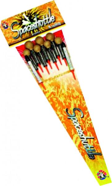Feuerwerk Spaceshuttle von Panda online kaufen im Feuerwerkshop Funkelfun