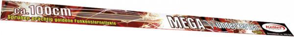 Feuerwerk Mega Wunderkerzen von Keller online kaufen im Feuerwerkshop Funkelfun