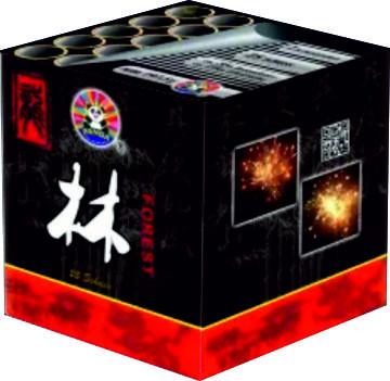 Feuerwerk Forest von Panda online kaufen im Feuerwerkshop Funkelfun