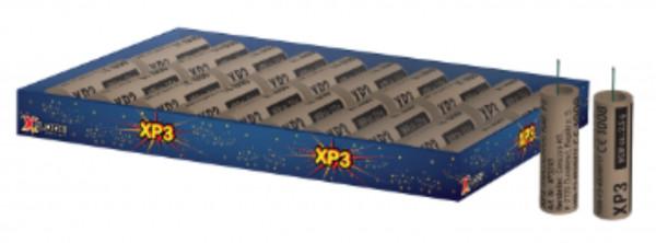 Feuerwerk XP3 20 Schwarzpulver-Knaller mit grünem Vorbrenner von Xplode online kaufen im Feuerwerkshop Funkelfun