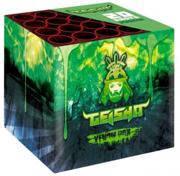 Feuerwerk Venom Box Crackling   von Gaisha online kaufen im Feuerwerkshop Funkelfun