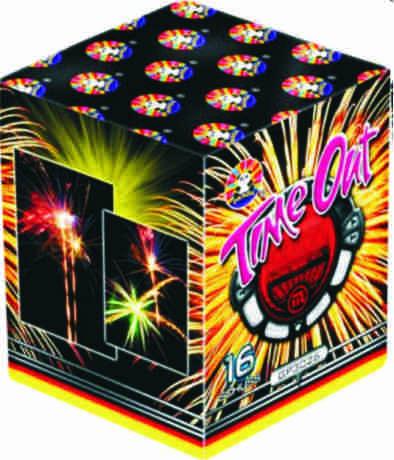 Feuerwerk Time Out von Panda online kaufen im Feuerwerkshop Funkelfun