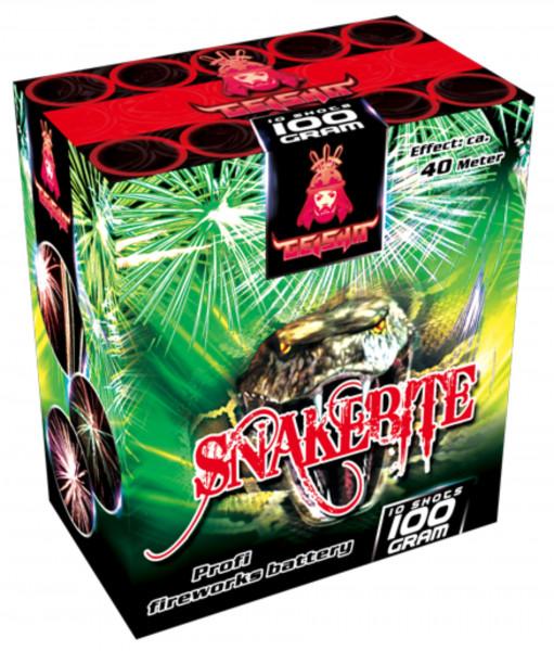 Feuerwerk Snake Bite  gemischt  von Gaisha online kaufen im Feuerwerkshop Funkelfun