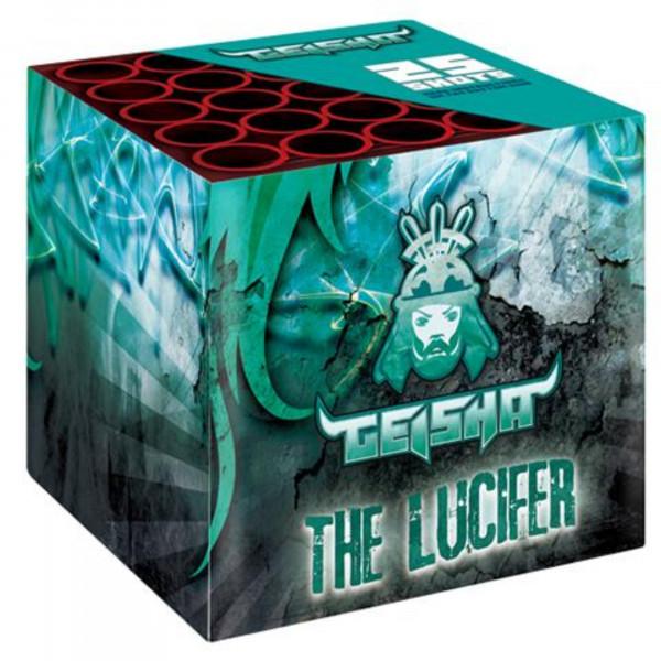 Feuerwerk The Lucifer  Goldene Spinnen von Gaisha online kaufen im Feuerwerkshop Funkelfun