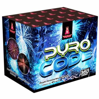 Feuerwerk PYRO CODE von Gaisha online kaufen im Feuerwerkshop Funkelfun