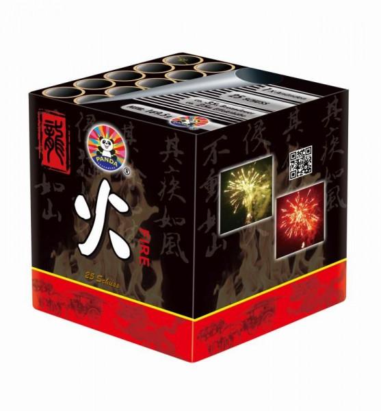 Feuerwerk Fire von Panda online kaufen im Feuerwerkshop Funkelfun