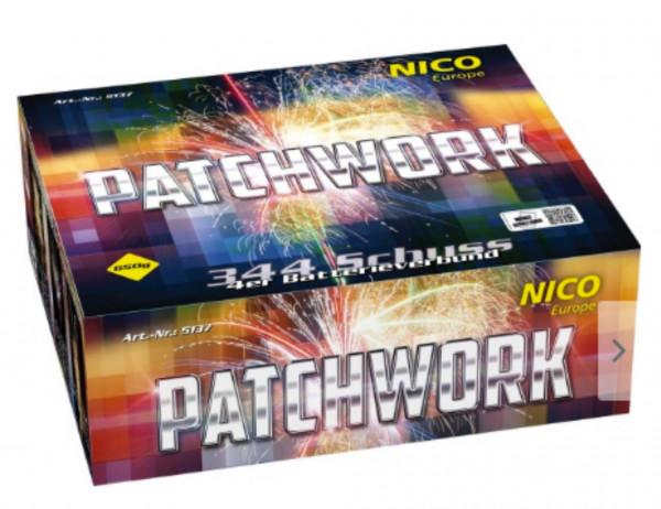 Feuerwerk Patchwork von NICO online kaufen im Feuerwerkshop Funkelfun