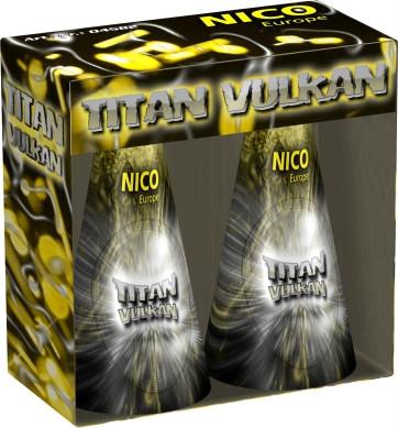 Feuerwerk Titan Vulkan von NICO online kaufen im Feuerwerkshop Funkelfun