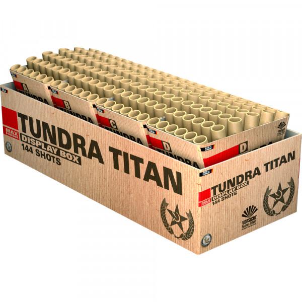 Feuerwerk Tundra Titan von Lesli online kaufen im Feuerwerkshop Funkelfun