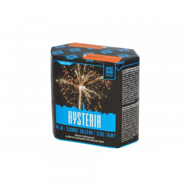Feuerwerk Hysteria von Funke online kaufen im Feuerwerkshop Funkelfun