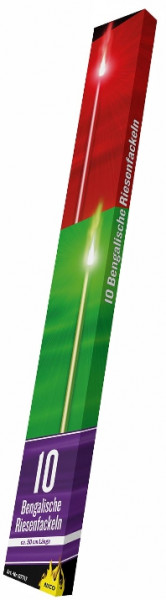 Feuerwerk Beng. Riesenfackeln von NICO online kaufen im Feuerwerkshop Funkelfun