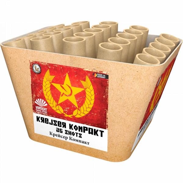 Feuerwerk Krejser Kompakt von Lesli online kaufen im Feuerwerkshop Funkelfun