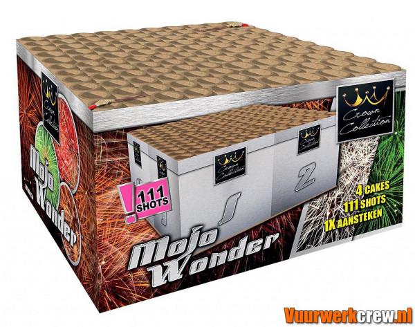 Feuerwerk Mojo Wonder von Broekhoff online kaufen im Feuerwerkshop Funkelfun