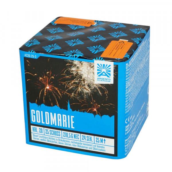 Feuerwerk Goldmarie von Funke online kaufen im Feuerwerkshop Funkelfun