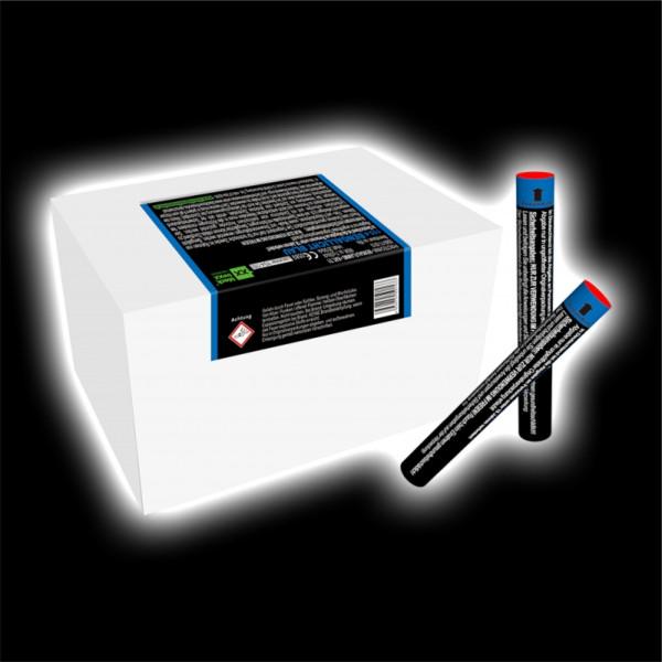Feuerwerk Lanzenlichter Blau, 25er Pack von Blackboxx online kaufen im Feuerwerkshop Funkelfun