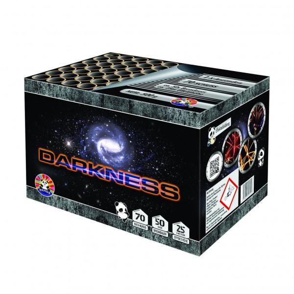 Feuerwerk Darkness von Panda online kaufen im Feuerwerkshop Funkelfun