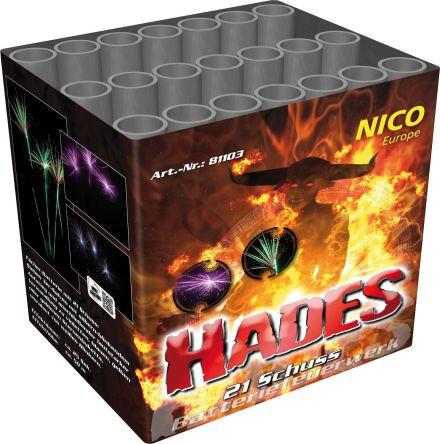 Feuerwerk Hades von NICO online kaufen im Feuerwerkshop Funkelfun