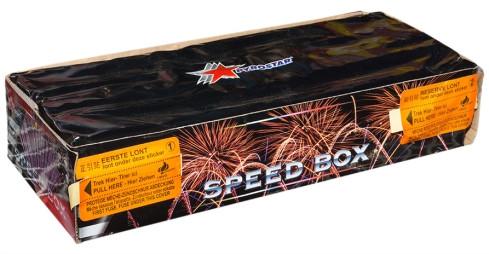 Feuerwerk Speed Box    (Leise) von Broekhoff online kaufen im Feuerwerkshop Funkelfun