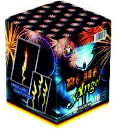 Feuerwerk Blue Angel von Panda online kaufen im Feuerwerkshop Funkelfun