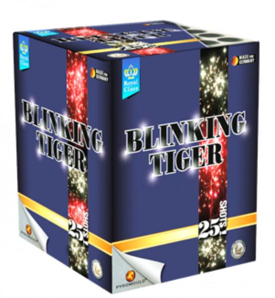 Feuerwerk Blinking Tiger von Lesli online kaufen im Feuerwerkshop Funkelfun