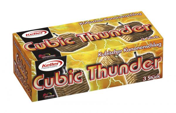 Feuerwerk Cubic Thunder von Keller online kaufen im Feuerwerkshop Funkelfun