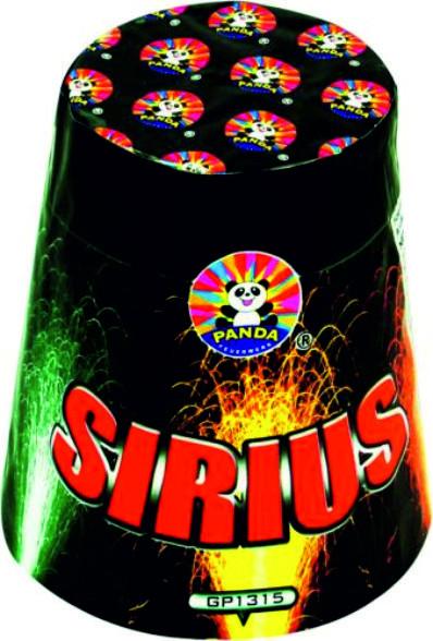 Feuerwerk Sirius von Panda online kaufen im Feuerwerkshop Funkelfun