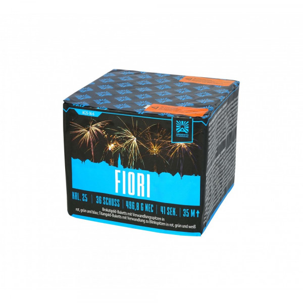 Feuerwerk Fiori von Funke online kaufen im Feuerwerkshop Funkelfun