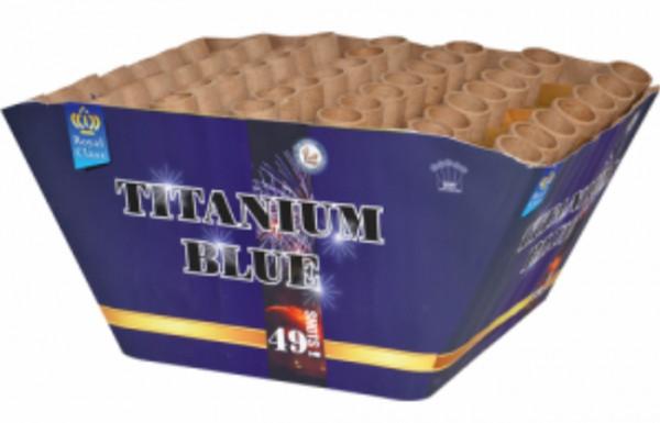 Feuerwerk Titanium Blue von Lesli online kaufen im Feuerwerkshop Funkelfun