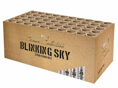 Feuerwerk Blinking Sky von Broekhoff online kaufen im Feuerwerkshop Funkelfun