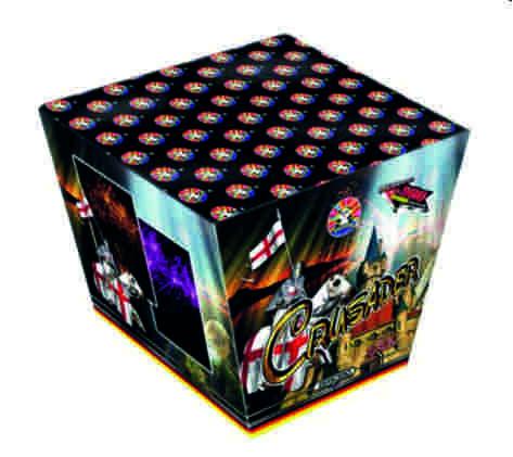 Feuerwerk Crusader von Panda online kaufen im Feuerwerkshop Funkelfun