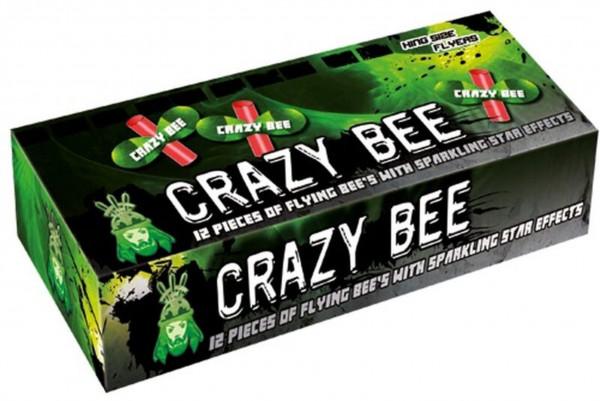Feuerwerk CRAZY BEE (CATEGORIE 2) von Gaisha online kaufen im Feuerwerkshop Funkelfun