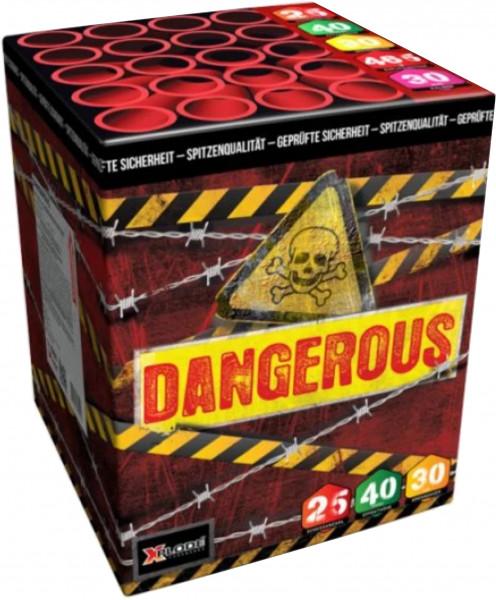 Dangerou 25 Schuss