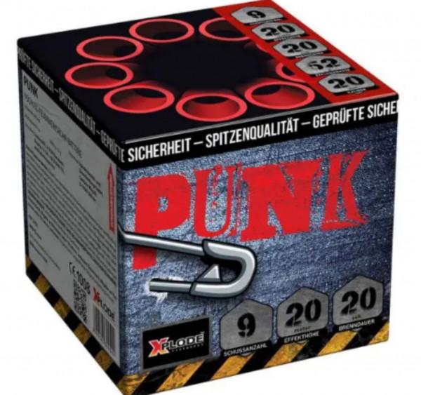 Punk 9 Schuss