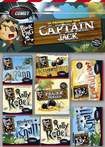 Feuerwerk Captain Jack von Keller online kaufen im Feuerwerkshop Funkelfun