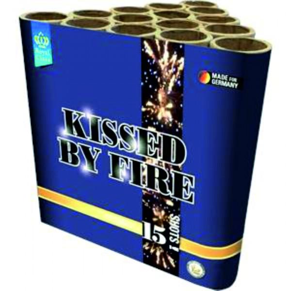 Feuerwerk Kissed By Fire von Lesli online kaufen im Feuerwerkshop Funkelfun