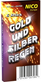 Feuerwerk Gold- & Silberregen von NICO online kaufen im Feuerwerkshop Funkelfun
