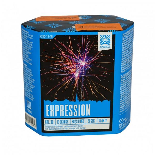 Feuerwerk Expression von Funke online kaufen im Feuerwerkshop Funkelfun