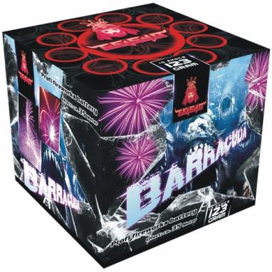 Feuerwerk Barracuda   Fischeffekt weiß von Gaisha online kaufen im Feuerwerkshop Funkelfun