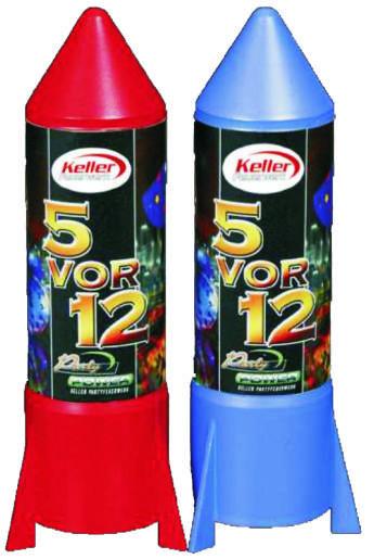 Feuerwerk 5 vor 12 2er Beutel von Keller online kaufen im Feuerwerkshop Funkelfun