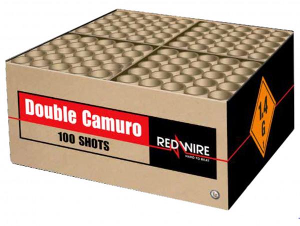 Feuerwerk Double Camuro von Lesli online kaufen im Feuerwerkshop Funkelfun