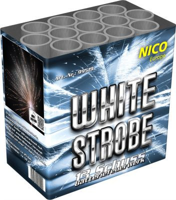 Feuerwerk White Strobe von NICO online kaufen im Feuerwerkshop Funkelfun