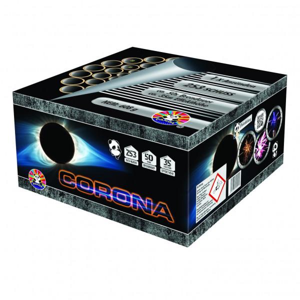 Feuerwerk Corona von Panda online kaufen im Feuerwerkshop Funkelfun
