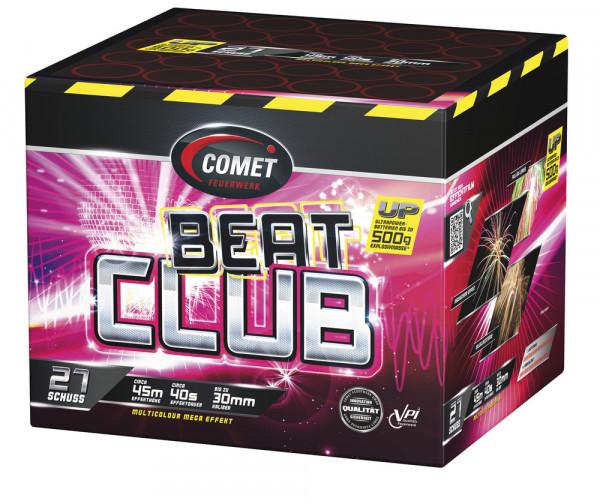 Feuerwerk Beat Club von Comet online kaufen im Feuerwerkshop Funkelfun