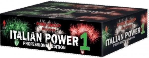 Feuerwerk ltalian Power 1 von Pyrotrade online kaufen im Feuerwerkshop Funkelfun
