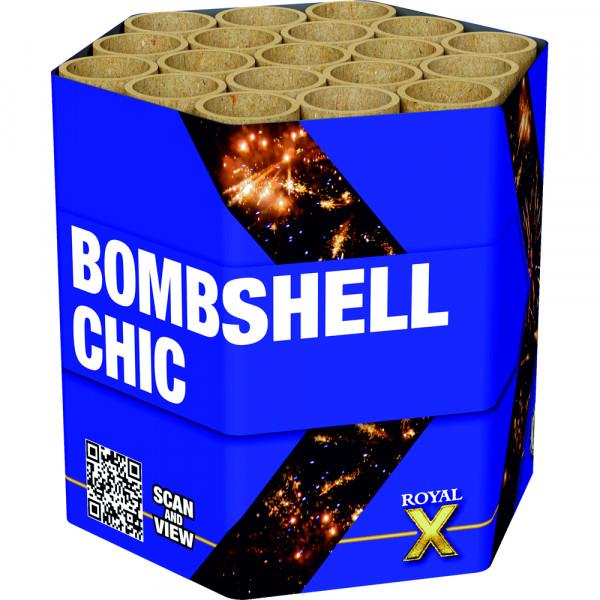 Feuerwerk Bombshell Chic von Lesli online kaufen im Feuerwerkshop Funkelfun