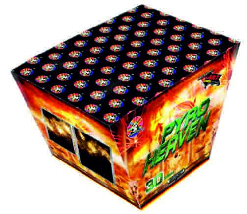 Feuerwerk Pyro Heaven von Panda online kaufen im Feuerwerkshop Funkelfun